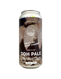 Deep On Soap Street DDH Pale 44 cl Cloudwater