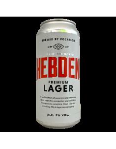 Hebden Lager 44 cl Vocation