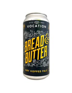 Bread & Butter Dry Hopped Pale 44 cl Vocation