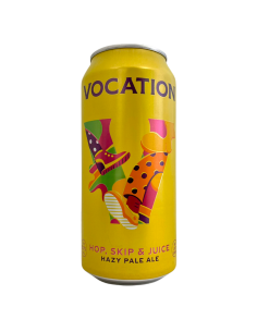 Hop, Skip & Juice NE Pale Ale 44 cl Vocation x Marble
