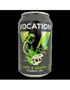 Life & Death IPA 33 cl Vocation