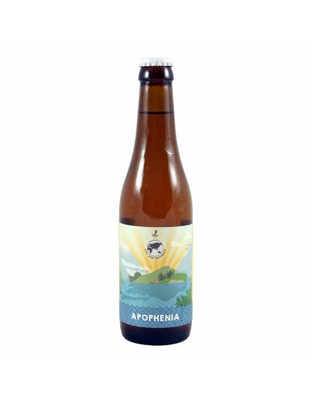 Apophenia - 33 cl - Lost And Grounded Brewery Bière Artisanale Craft Beer Bieronomy