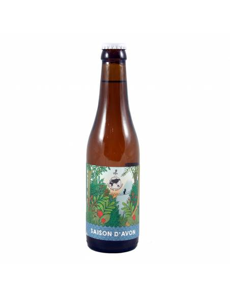Saison d'Avon - 33 cl - Lost And Grounded