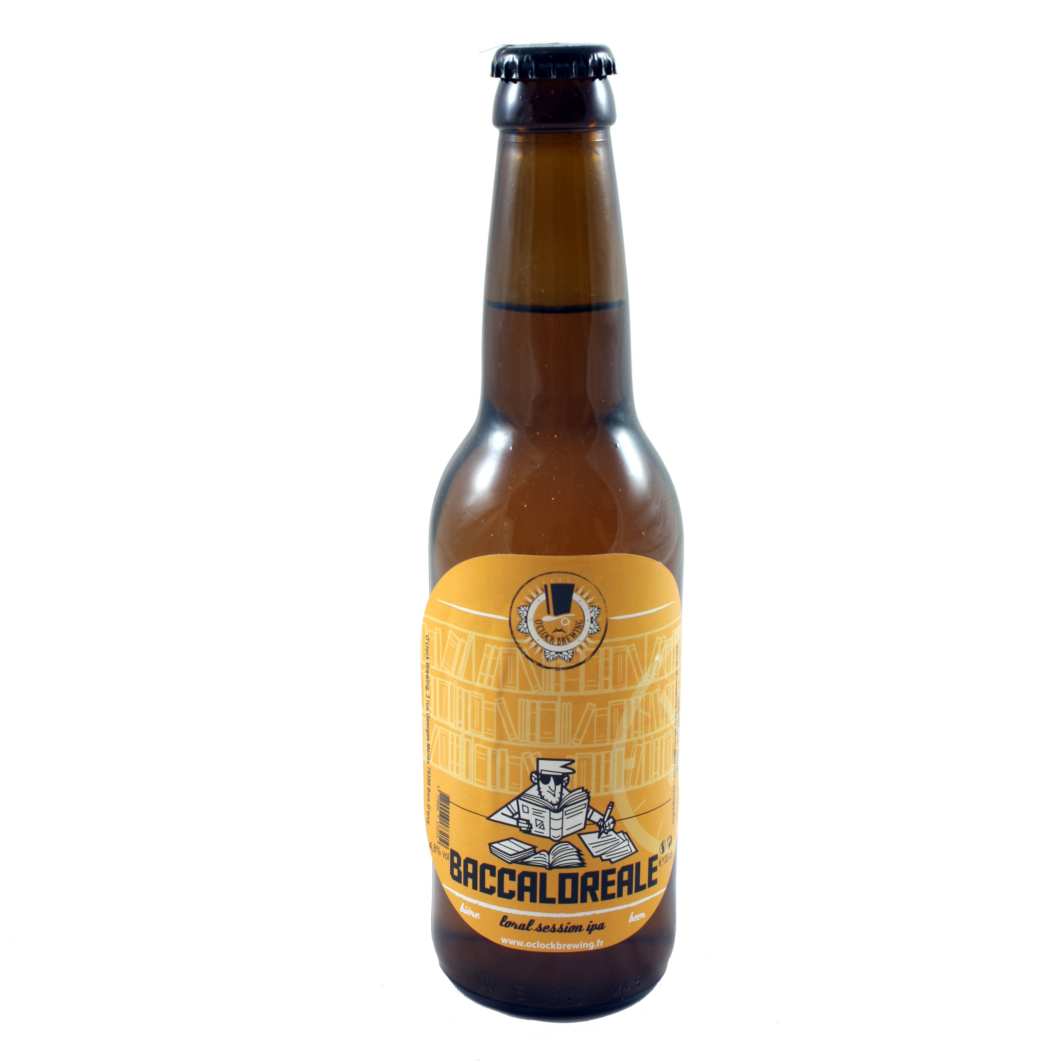 Baccaloreale O'Clock Brewing - 33 cl