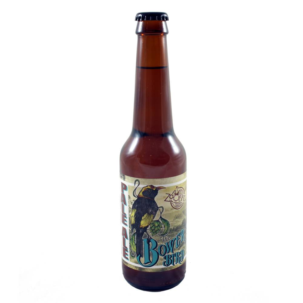 The Bower Bird ZooBrew - 33 cl