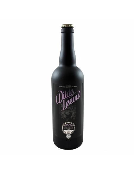 Wilde Leeuw Sour Pêche de vigne vin Rouge Ré - 75 cl