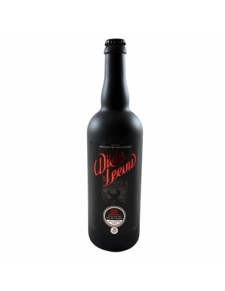 Wilde Leeuw Bière Brune Quadruple Cognac - 75 cl