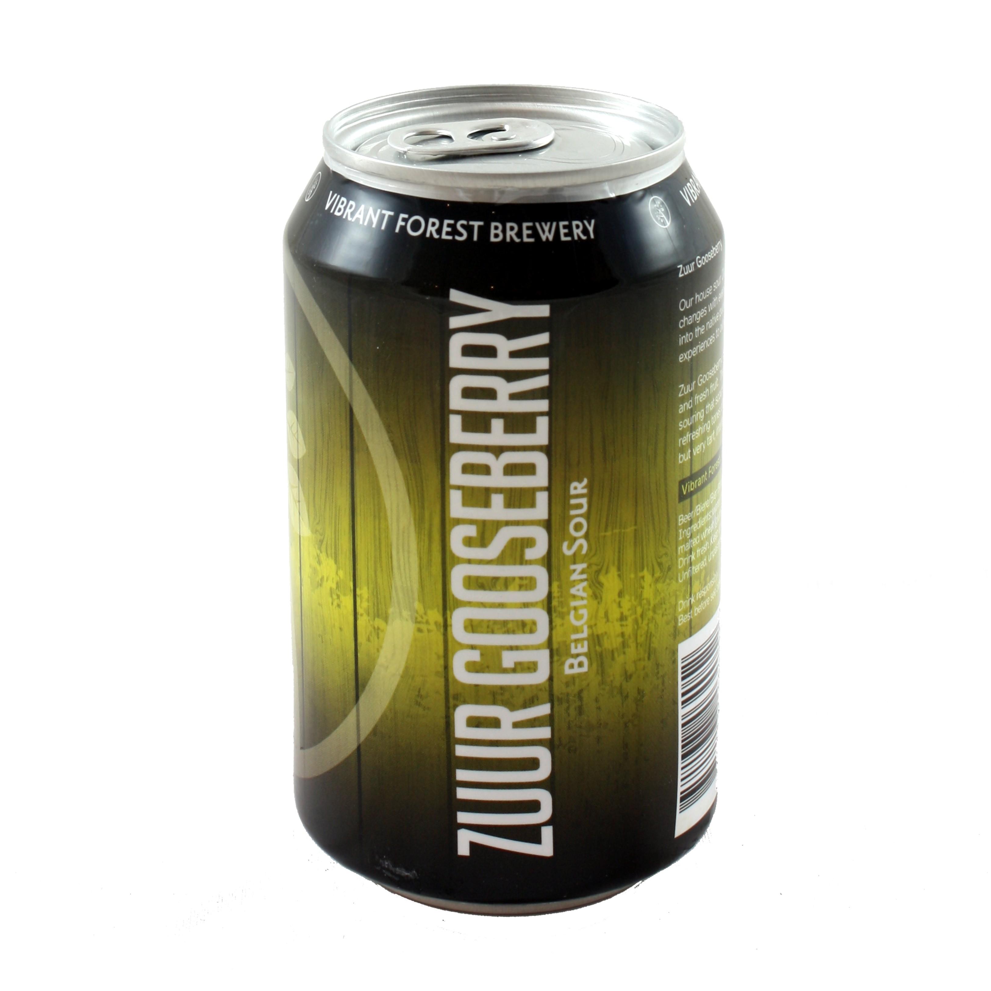 Zuur Gooseberry - 33 cl