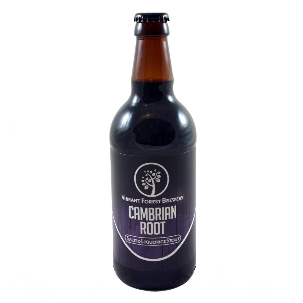 Cambrian Root - 50 cl