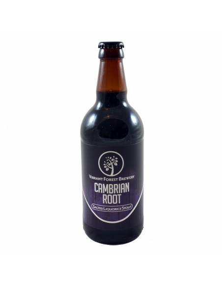Cambrian Root - 50 cl - DLUO 09/2018 - Vibrant Forest