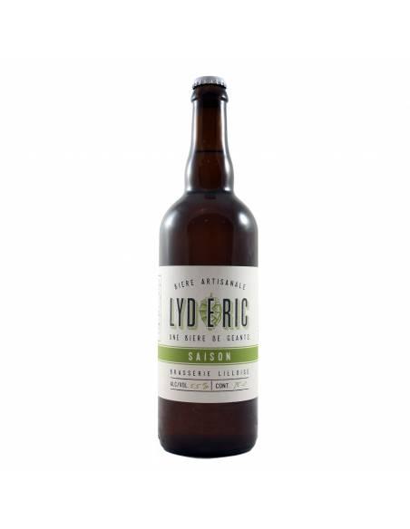 Lydéric Saison - 75 cl - Brasserie Lilloise