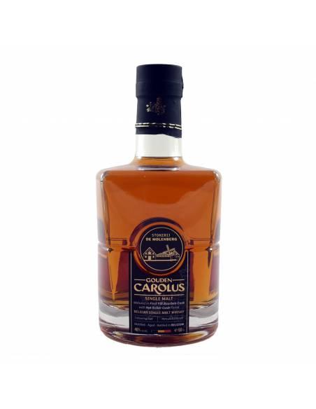 Whisky Gouden Carolus Single Malt - 50 cl
