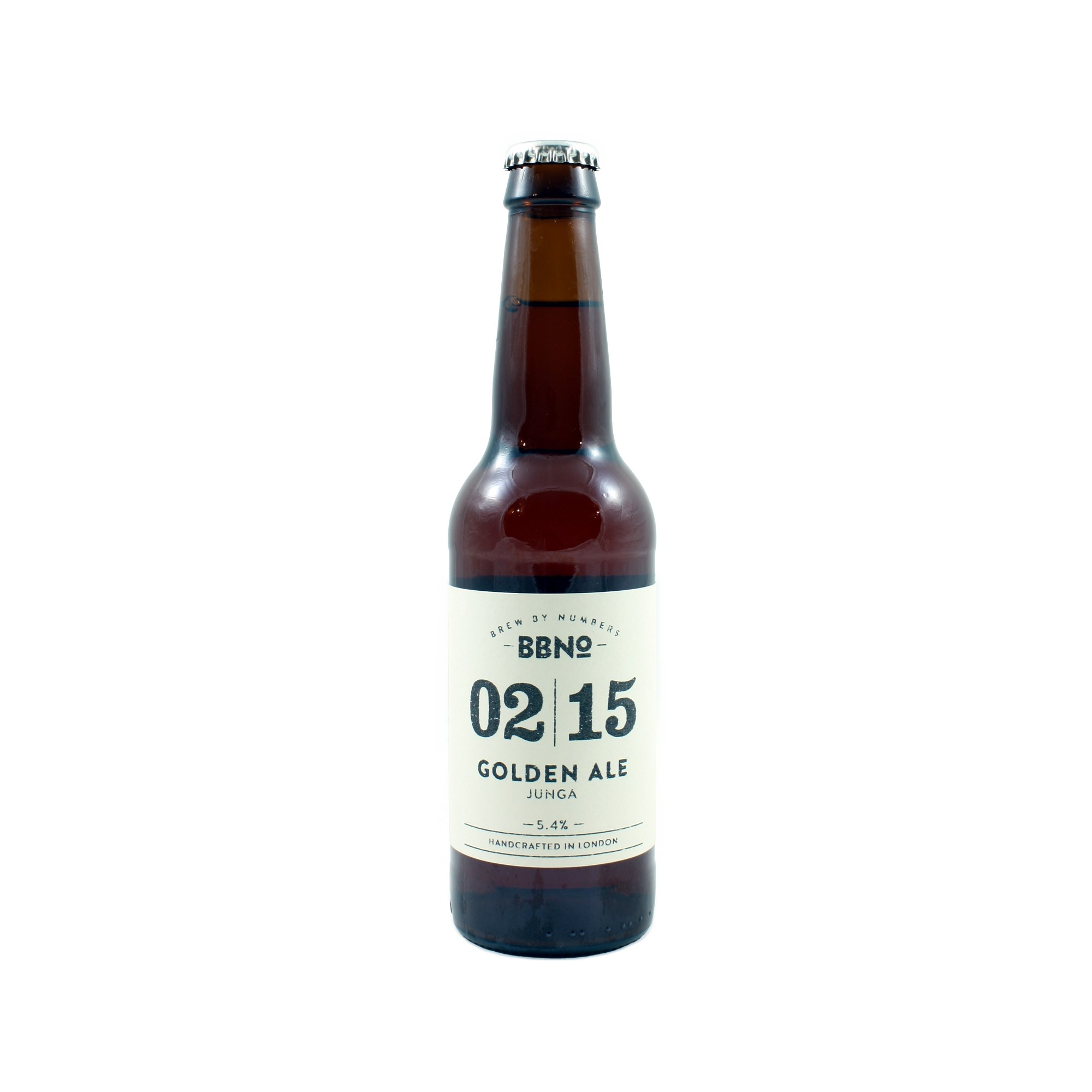 02/15 Golden Ale Junga 33 cl