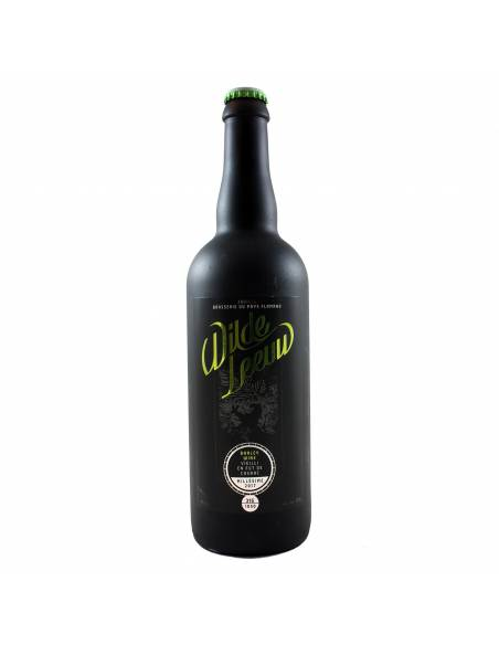 Wilde Leeuw Barley Wine Vieillie Fût Cognac - 75 cl