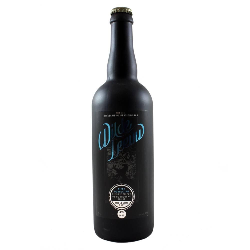 Wilde Leeuw Double IPA Bourgogne Rouge - 75 cl