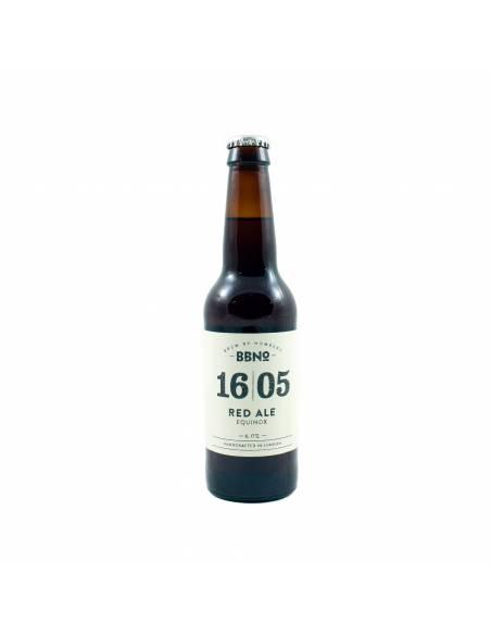 16/05 Red Ale Equinox - 33 cl