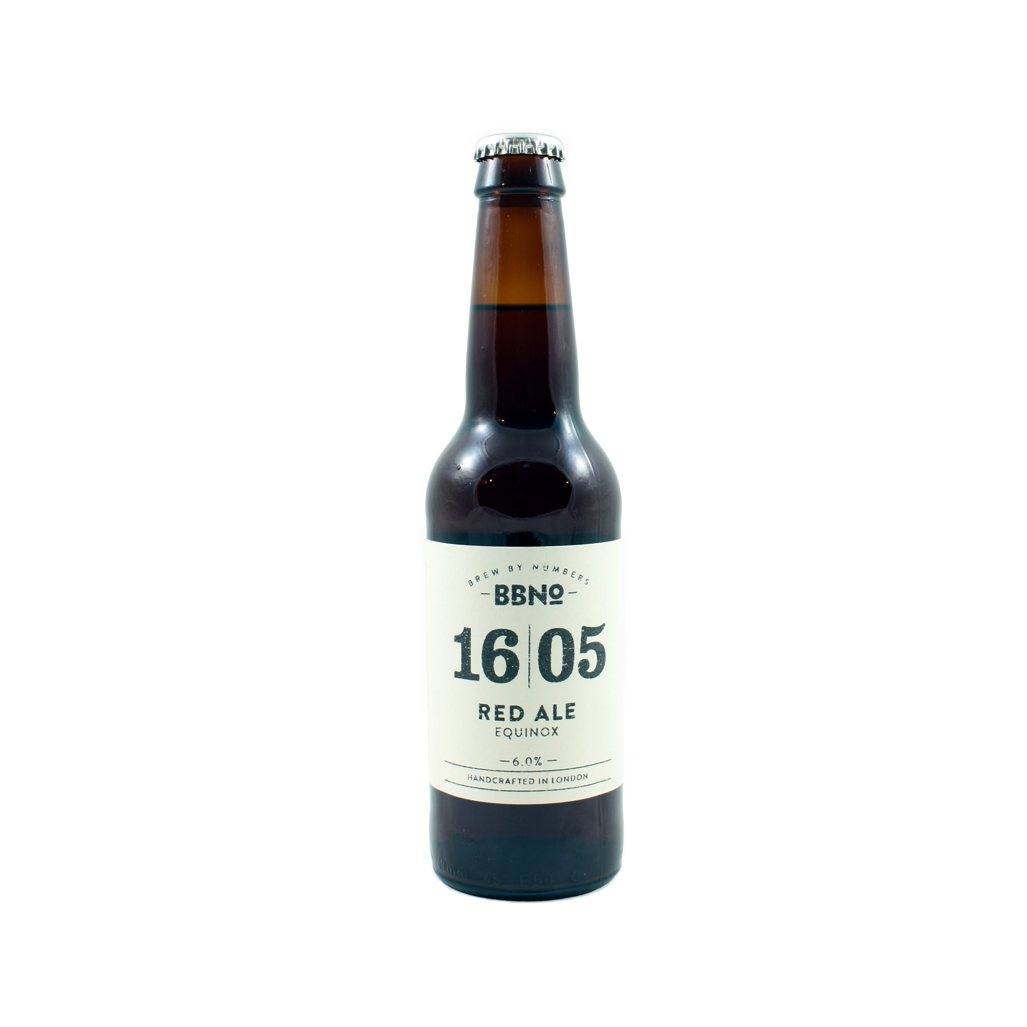 16/05 Red Ale Equinox 33 cl