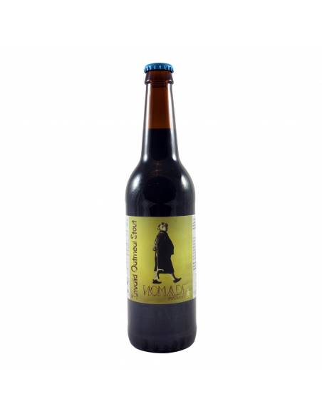 Invalid Oatmeal Stout - 50 cl - DLUO 10/18 - Nomade