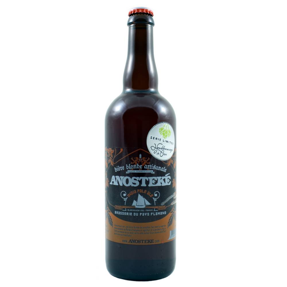 Anosteké India Pale Ale Dry Hopping 75 cl