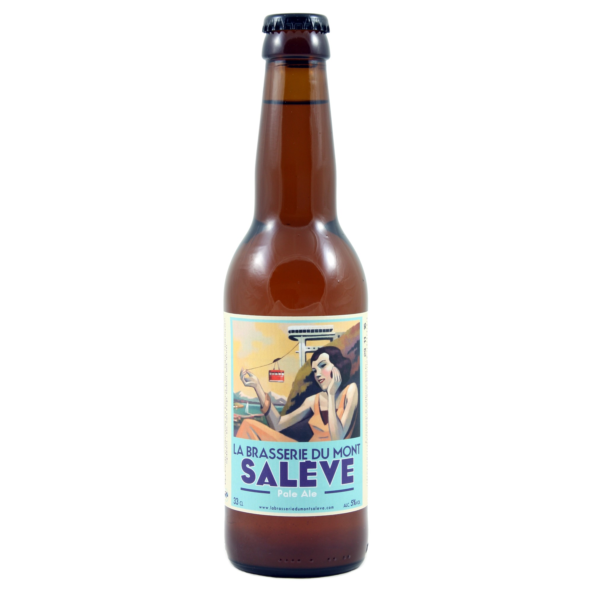 Pale Ale N°10 Mont Salève - 33 cl