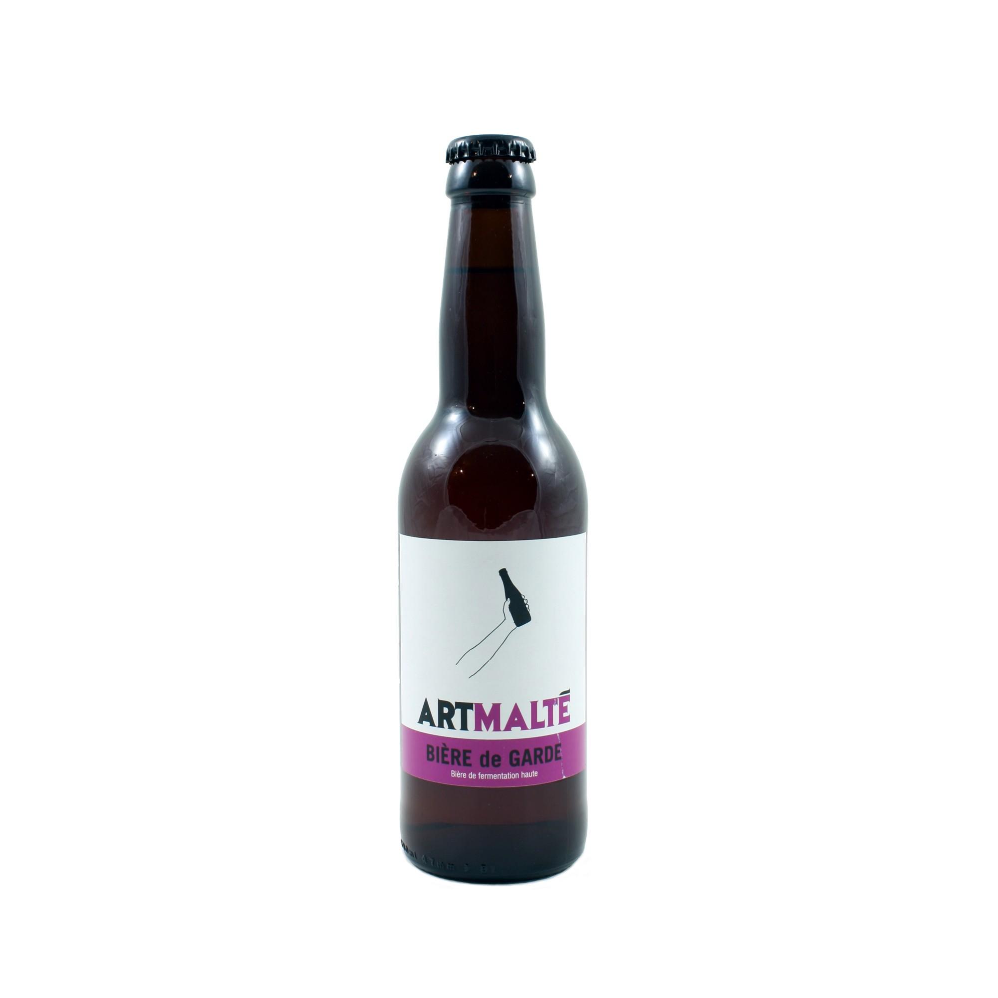 Bière de Garde Artmalté 33 cl