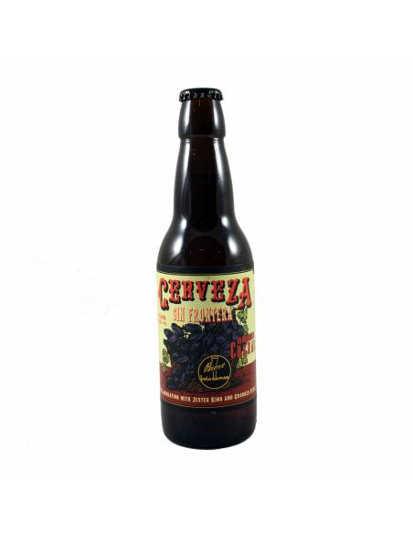 Cerveza Sin Frontera - 33 cl - Trois Dames x Jester King x Crooked Stave