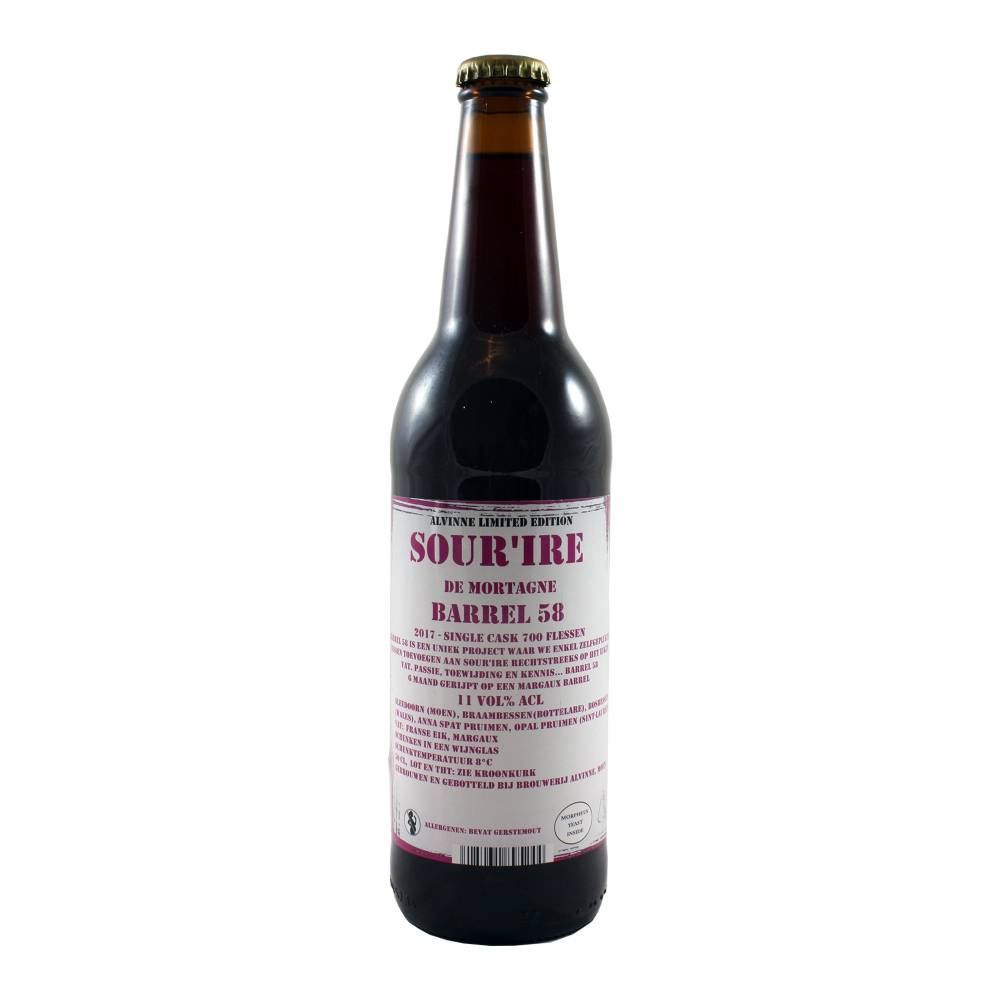 Sour'ire de Mortagne Barrel 58 50 cl