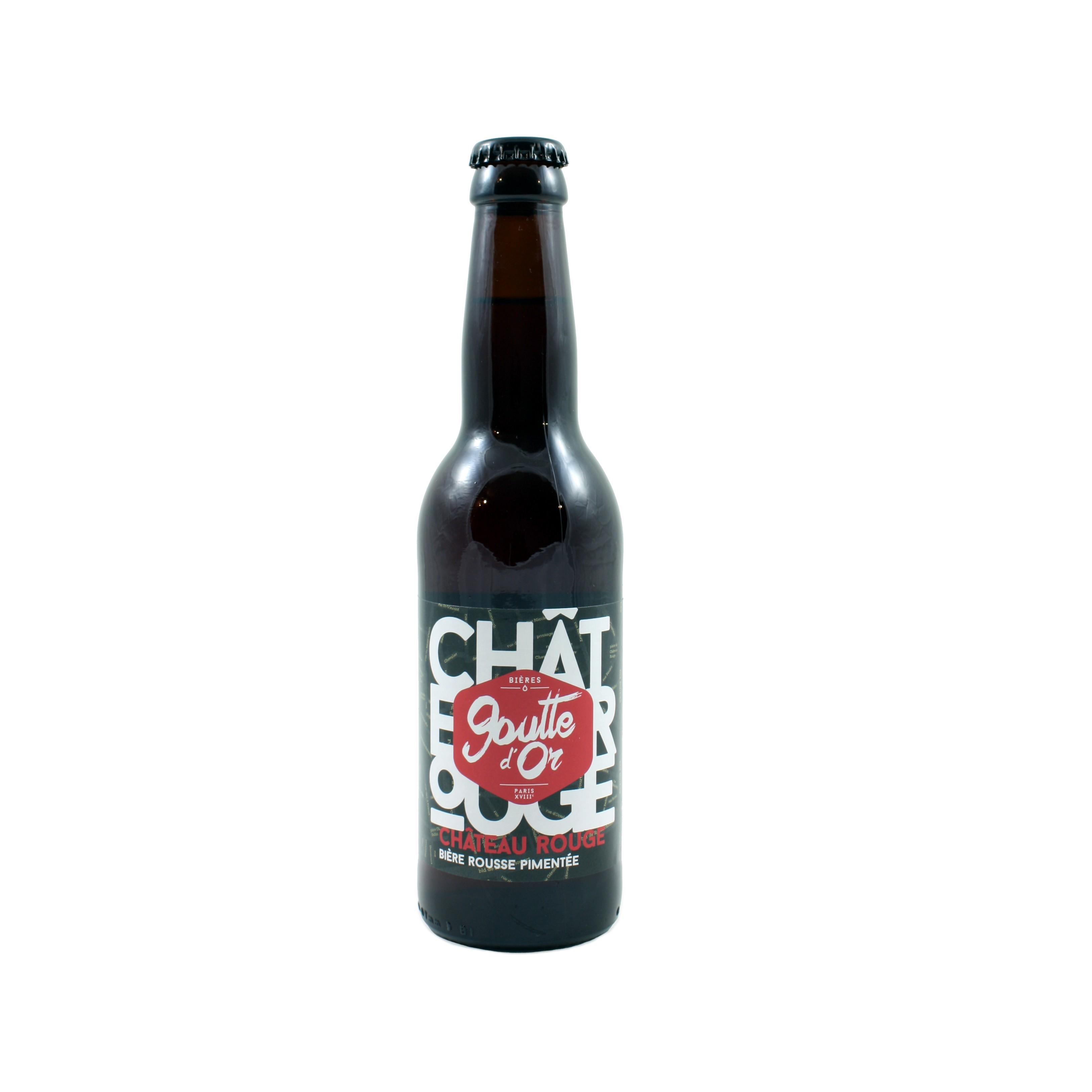 Château Rouge 33 cl