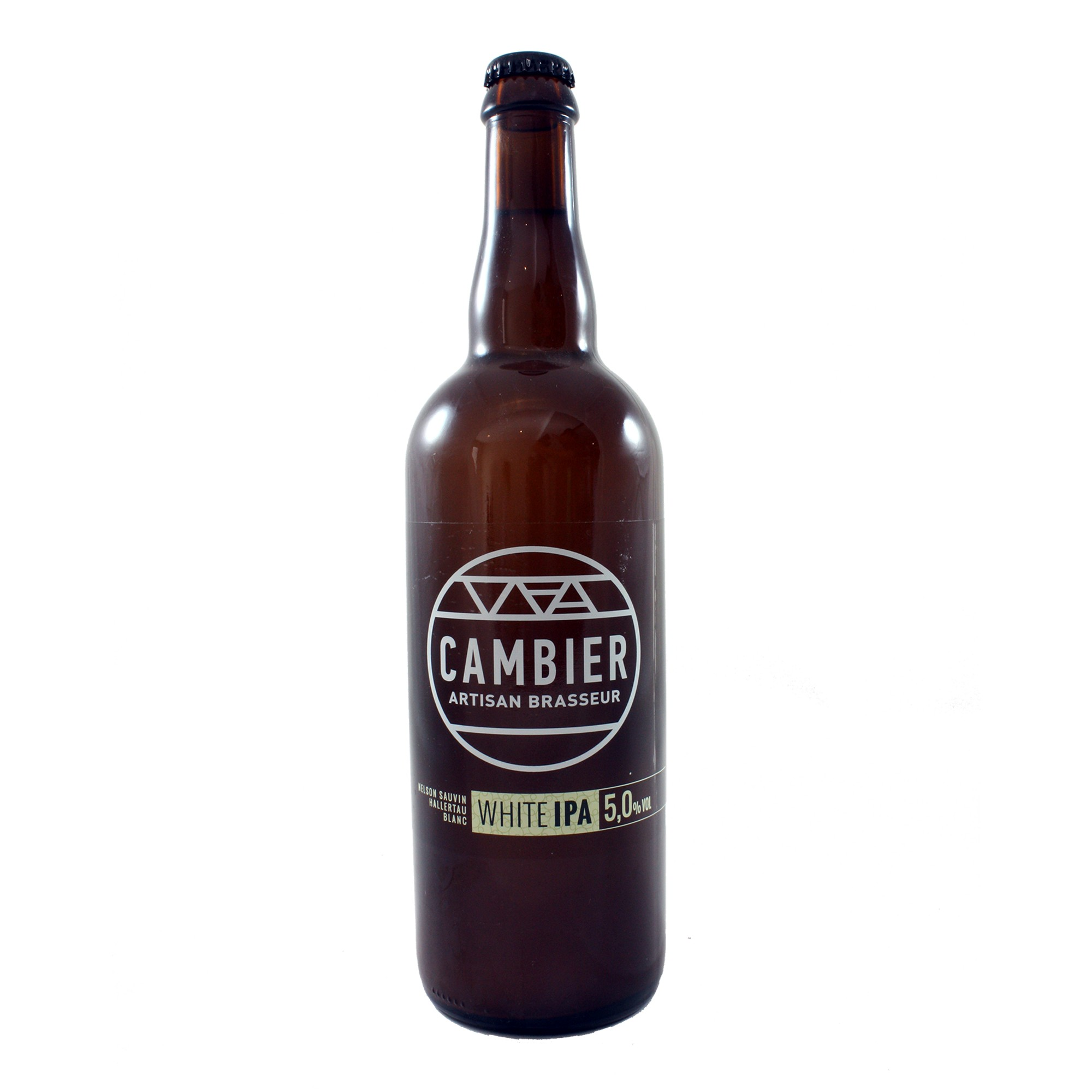 Cambier White IPA 75 cl