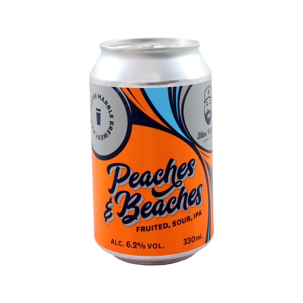 Peaches & Beaches 33 cl