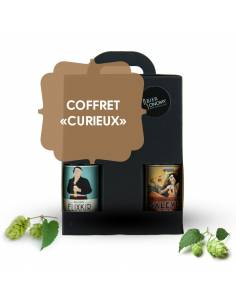 """Coffret Découverte """"Curieux"""""""
