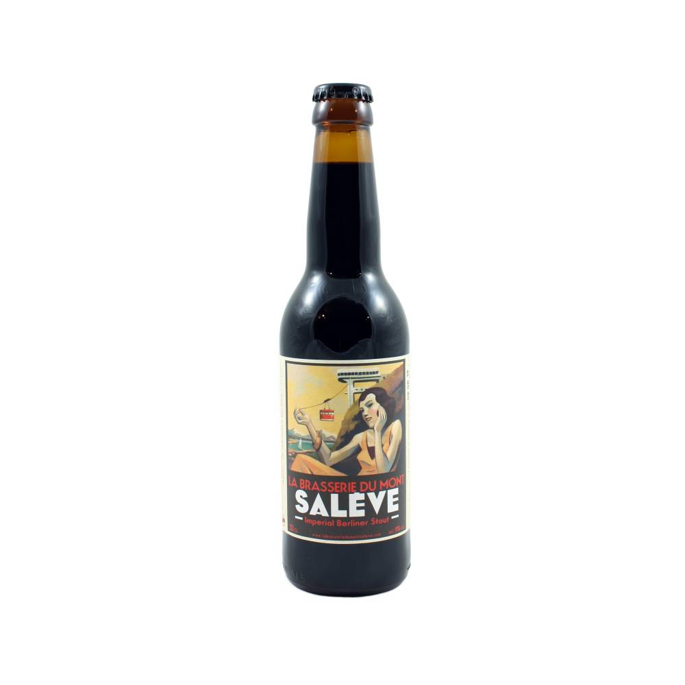 Imperial Berliner Stout 33 cl