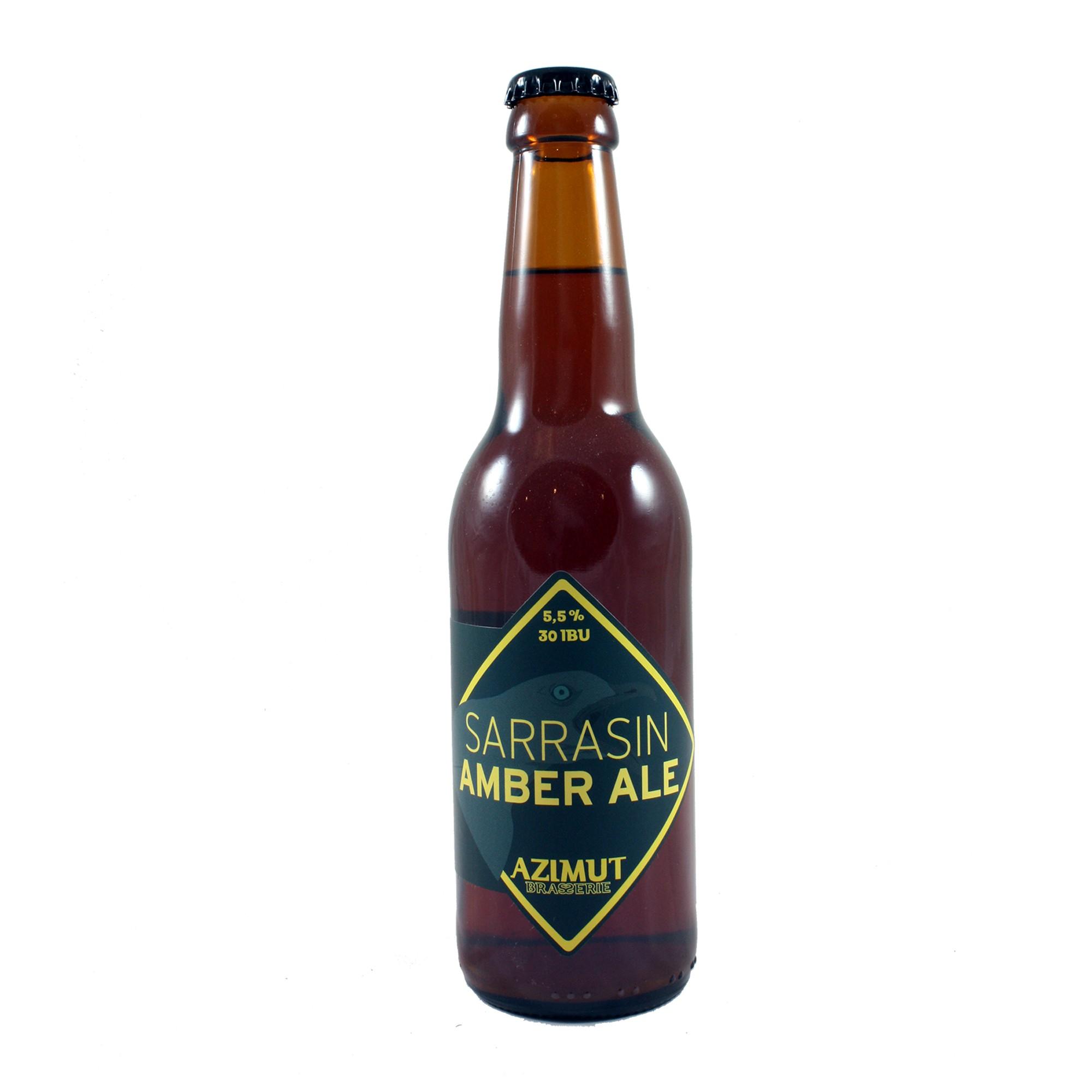 Sarrasin Amber Ale 33 cl