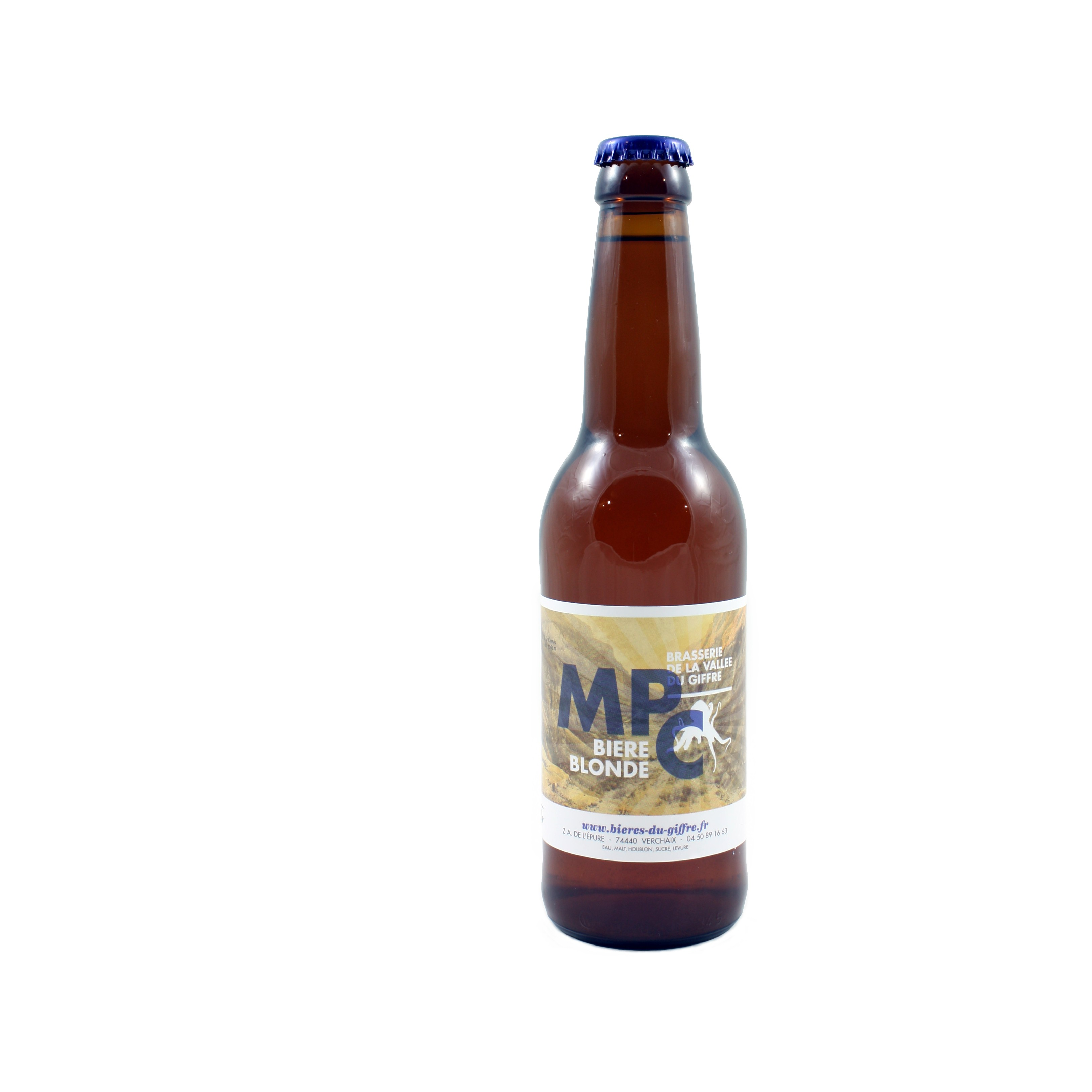 MPC Bière Blonde 33 cl