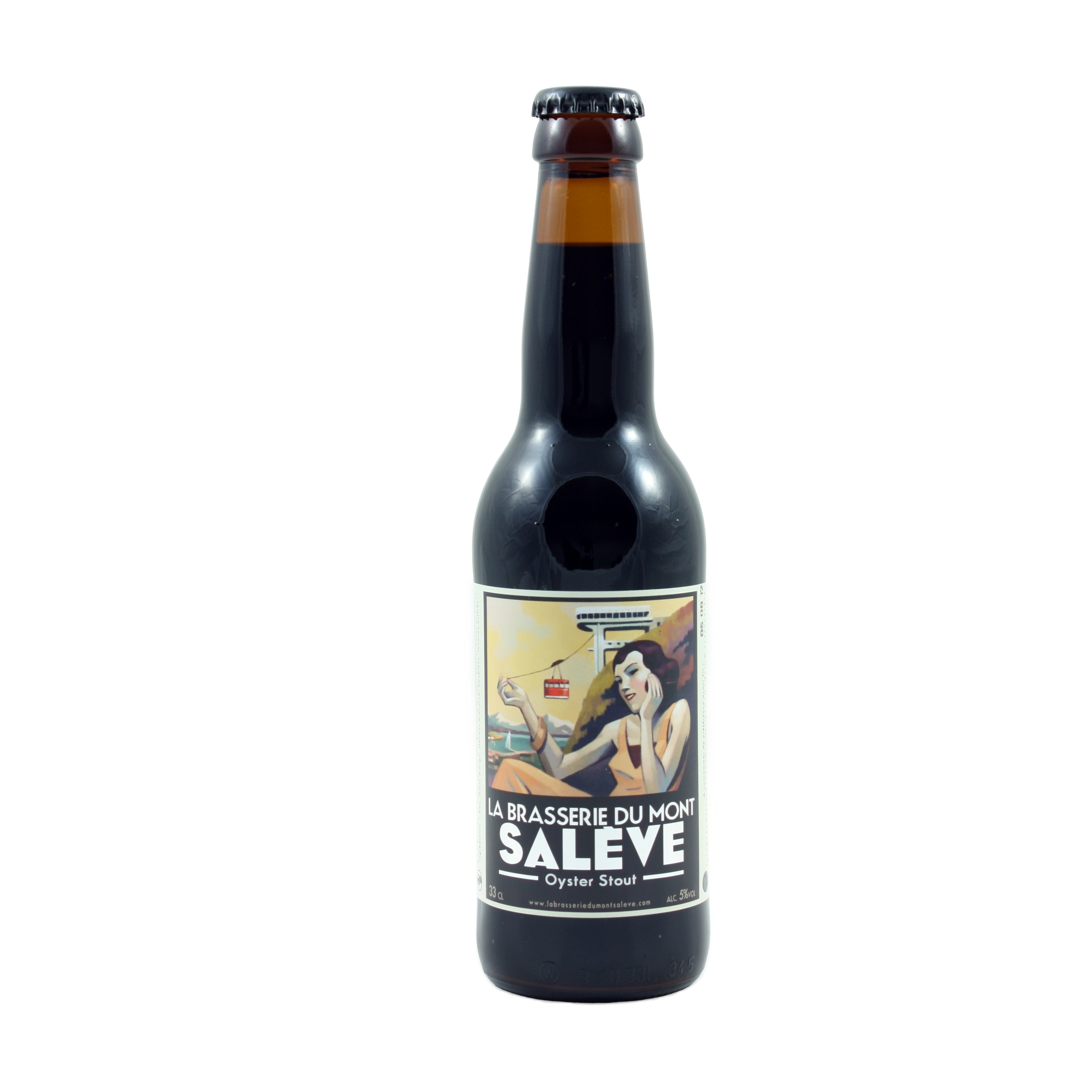 Oyster Stout 33 cl