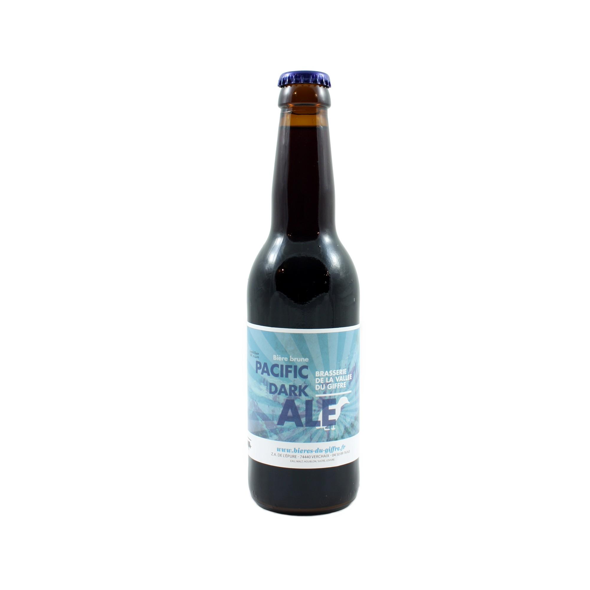 Pacific Dark Ale 33 cl