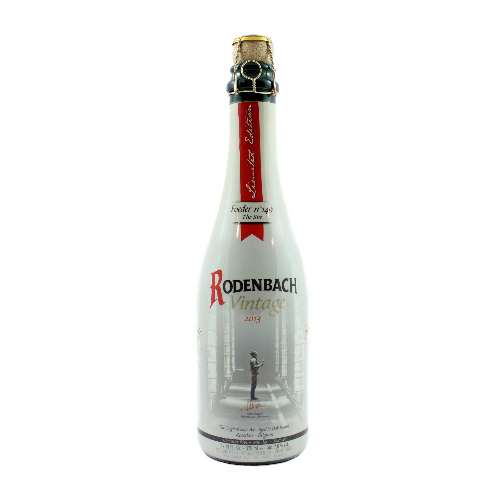 Rodenbach Vintage Limited Edition 2013 37,5 cl