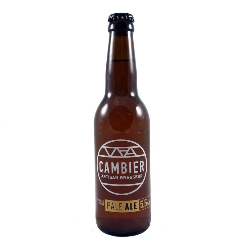 Cambier Pale Ale 33 cl
