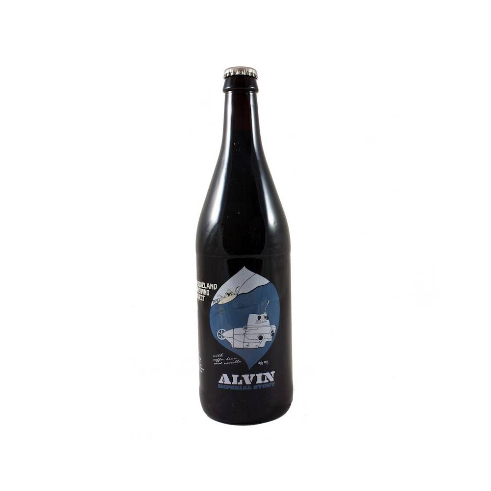 The Alvin Imperial Stout - 66 cl