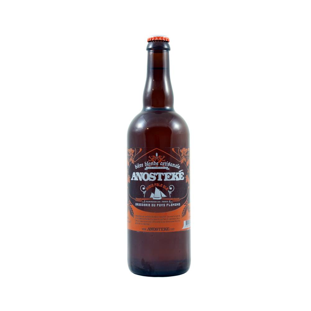 Anosteké India Pale Ale 75 cl