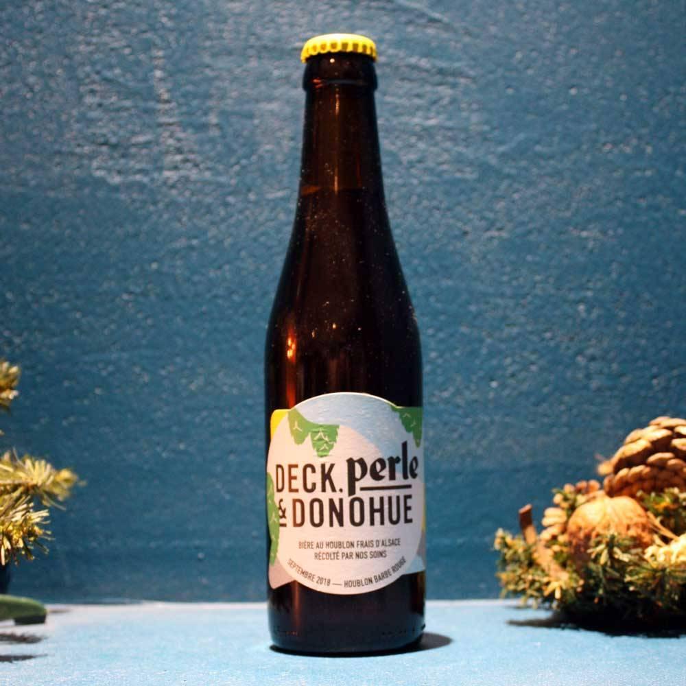 Deck, Perle, & Donohue Septembre 2018 - Houblon Barbe Rouge / 33 cl