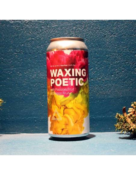 Waxing Poetic with Passion Fruit & Dragon Fruit - 45,3 cl