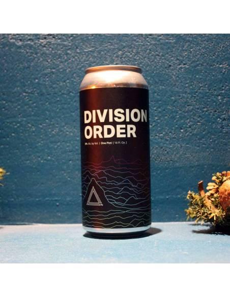 Division Order - 45,3 cl