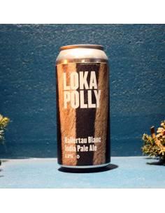 Hallertau Blanc India Pale Ale - 44 cl - DLUO 28/01/19