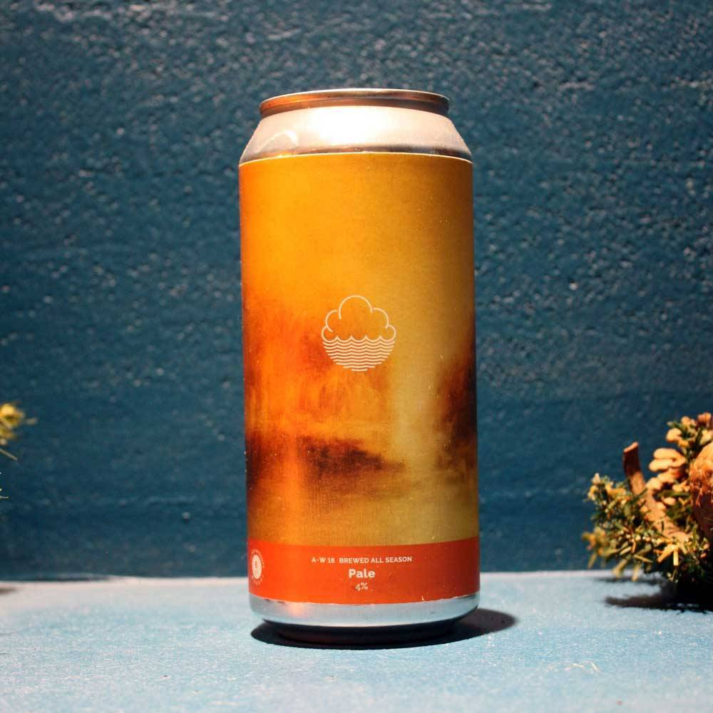A•W18 Brewed All Season Pale - 44 cl - Cloudwater Brew Co