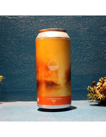 A•W18 Brewed All Season Pale - 44 cl - Cloudwater