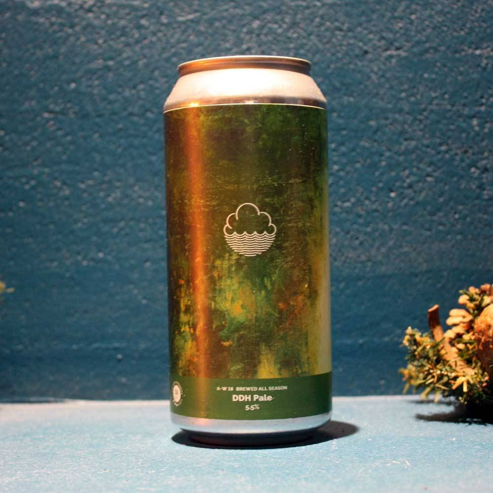 A•W18 Brewed All Season DDH Pale - 44 cl - Cloudwater Brew Co - Bière Artisanale Manchester Angleterre UK Bieronomy