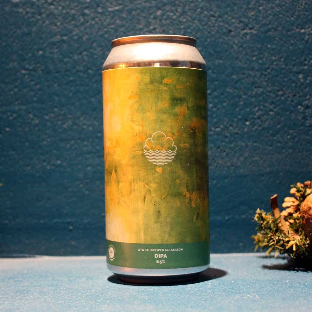 A•W18 Brewed All Season DIPA - 44 cl - Cloudwater Brew Co