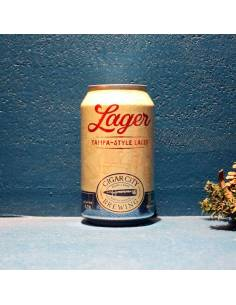 Lager Cigar City - 35,5 cl