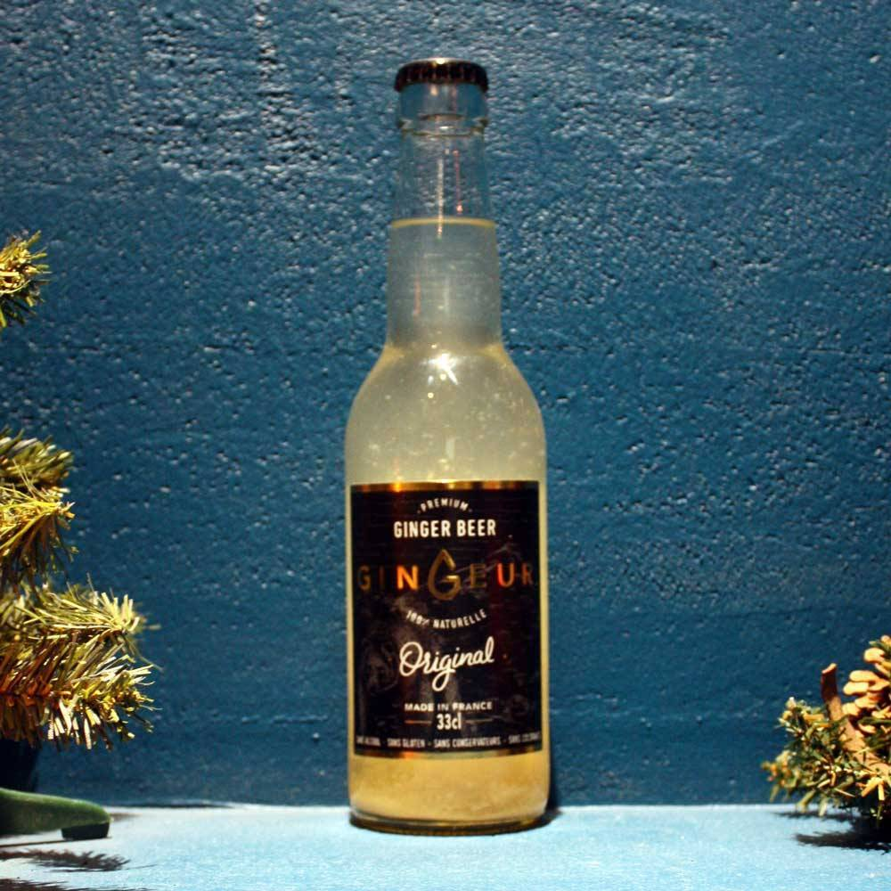 Gingeur - 33 cl - Ginger Beer Sans Alcool